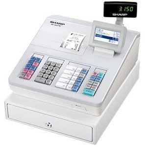 シャープ<SHARP>電子レジスター XE-A207W-W(XEA207WW) ホワイト 1シート サーマルプリンタ搭載 大型液晶表示 econvecoco