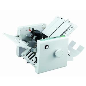 ニッポー<NIPPO> 南州工業 B7〜A3対応自動紙折り機 折り位置自動設定タイプ 整列排紙型 NP480 |econvecoco