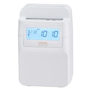 アマノ AMANO 電子タイムレコーダー MX-1000