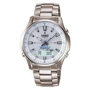 カシオ ウェーブセプター ソーラー電波時計(腕時計) 「LINEAGE(リニエージ)」 LCW-M100TD-7AJF 国内正規品|econvecoco