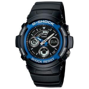 カシオ(CASIO) G-SHOCK 電池式 AW-591-2AJF|econvecoco