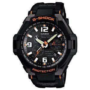 CASIO G-SHOCK(カシオ Gショック)「SKY COCKPIT(スカイコックピット)」 「TRIPLE G RESIST」 GW-4000-1AJF 国内正規品|econvecoco