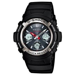 CASIO G-SHOCK(カシオ Gショック) The G デジタル・アナログコンビネーションモデル AWG-M100-1AJF 国内正規品|econvecoco