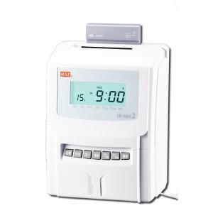 MAX<マックス> タイムレコーダー 電波時計 ER-250SII(ER-250S2)|econvecoco