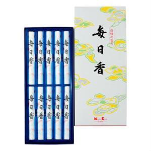線香 毎日香 進物型 #106 【ご進物用お線香】日本香堂|econvecoco