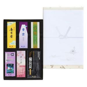 線香 御香セット 2000° 包装品 #66735 【ご進物用お線香】日本香堂|econvecoco