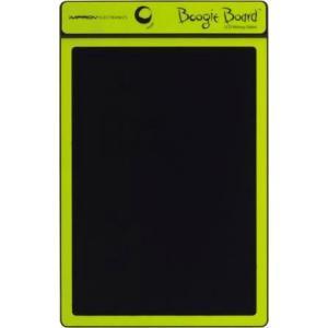 KING JIM<キングジム> 電子メモパッド Boogie Board(ブギーボード) 8.5インチLCD スタイラスホルダー、マグネットシート付 グリーン BB-1Nキミ