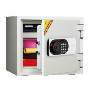 デジタルテンキー式耐火金庫 119EN88 A4対応 HOME SAFE<家庭用耐火金庫> 1時間耐火 容量19L ディプロマット・ジャパン|econvecoco