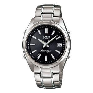 カシオ リニエージ 電波ソーラー腕時計 LIW-130TDJ-1AJF 国内正規品 ソーラーアナログモデル CASIO LINEAGE|econvecoco