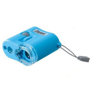 レイメイ藤井(Raymay) ハンディ顕微鏡mini ブルー RXT123 A 倍率15倍 econvecoco