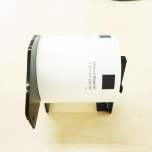 マックス<MAX> 感熱ラベルプリンタ ELP-60用上質感熱紙ラベル ELP-L6242N-16 ELP-60S/ELP-60N対応 ダイカットラベル|econvecoco