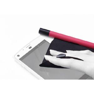 キングジム<KING JIM> クリーニングクロス付タッチペン ピンク TP10ヒン |econvecoco|02
