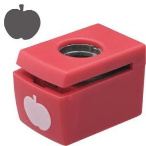 キングジム<KING JIM> ひよりパンチ抜き型りんご MPPC-04|econvecoco