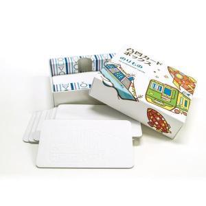 コクヨ WORK×CREATEシリーズ 凸凹カードボックス のりもの KE-WC41-4|econvecoco