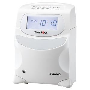 アマノ(amano) 勤怠管理ソフト付きタイムレコーダー TimeP@CKIII 100(タイムパック3 100) TP@C-70TC timepack3 100|econvecoco