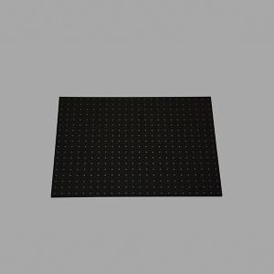 光<hikari> パンチングボード黒(約450×600mm) PGBD406-1の写真