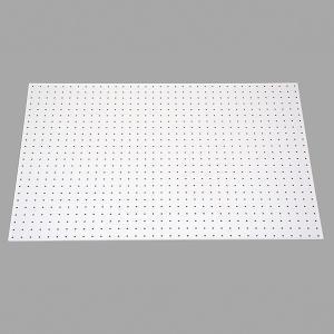 光<hikari> パンチングボード白(約600×900mm) PGBD609-2|econvecoco