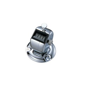 プラス(PLUS)数取器 カウンター 取付用 4桁 質量95G KT-100 30-902|econvecoco