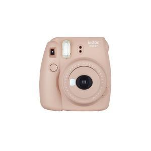 FUJIFILM<富士フイルム> インスタントカメラ チェキ ミニ 8 プラス ココア mini 8 本体|econvecoco