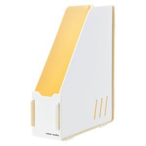 キングジム color units「カラーユニッツ」 マガジンボックス 白 7521シロ KINGJIM|econvecoco