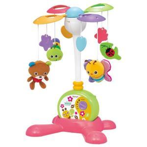 トイローヤル やすらぎふわふわメリー NO5820/知育玩具 おもちゃ