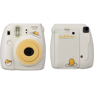 FUJIFILM<富士フイルム> インスタントカメラ チェキ ミニ 8 instax mini8「ぐでたま」|econvecoco