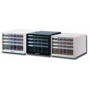メーカー取寄せ商品 ナカバヤシ アバンテV2レターケースB4サイズ浅型3段・深型1段 BL-44