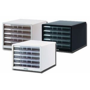 メーカー取寄せ商品 ナカバヤシ アバンテV2レターケースB4サイズ浅型5段 BL-55