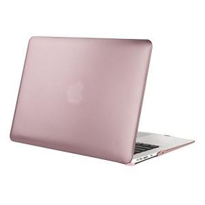 Mosiso 13 インチ MacBook Air 専用 プラスチック ハードケース 薄型 耐衝撃 ...