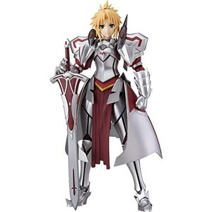 """figma Fate/Apocrypha """"赤""""のセイバー ノンスケール ABS&PVC製 ..."""