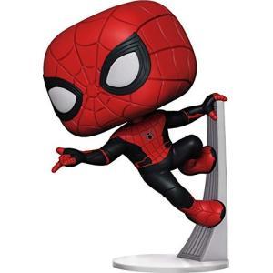 【POP! 】『スパイダーマン:ファー・フロム・ホーム』スパイダーマン(アップグレード・スーツ版) ...