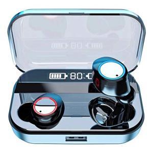 【令和モデル第2世代 LEDディスプレイ 】Bluetooth イヤホン IPX7防水 ワイヤレス イヤホン LEDディ・・・|ecoplanet-yokohama