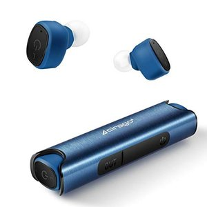 CIRAGO Bluetooth 5.0 イヤホン ボタン式 ワイヤレス イヤホン、インイヤーイヤホン、アルミ合金充電ケ・・・|ecoplanet-yokohama