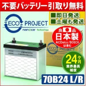 ■特価商品■B24L/B24R(70B24相当) エコプロジ...