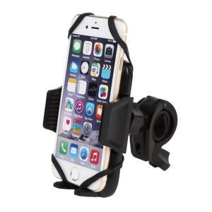 送料無料 バイク スマホホルダー 360°回転式 スマートフォン マウントホルダー タブレットホルダー 自転車 iPhone 各機種対応
