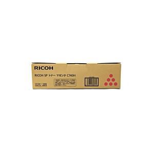 リコー C740H M (マゼンタ) (C740の大容量)純正トナーカートリッジ/ 純正品 ecosol