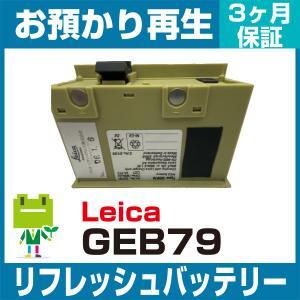 ライカ GEB79 リフレッシュバッテリー|ecosol
