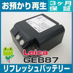 ライカ GEB87 リフレッシュバッテリー|ecosol