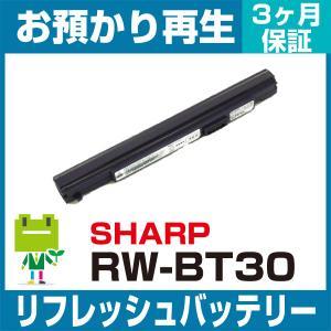 シャープ RW-BT30/RW-E300 リフレッシュバッテリー|ecosol