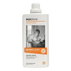 エコストア ecostore エクストラクリーン ランドリーリキッド 850mL 洗濯洗剤 液体 高...