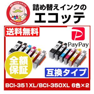 キヤノンプリンター MG7130 インク BCI-351XL...