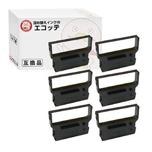 IR-61 OAR-CZ-40 シチズン 用 汎用インクリボンカセット 黒 6個 CBM 710 CBM 715 CBM 720 CBM 725