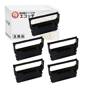 RC-300B OAR-ST-41 スター精密 用 汎用インクリボンカセット 黒 5個 MP300シリーズ MP312 MP322 MP342