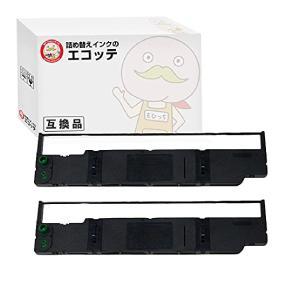 兼松エレクトロニクス 汎用インクリボンカセット SBP3051 黒2個  KEL 2177 カートリ...