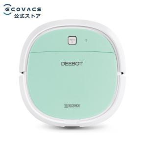 ロボット掃除機 床拭き お掃除ロボット DEEBOT MIN...