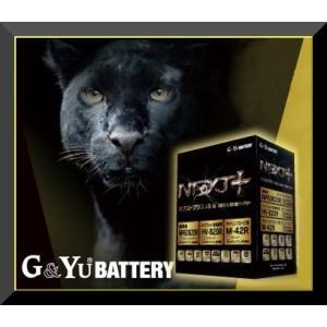 NP60B20R/HV-B20R/M-42R G&Yuバッテリー NEXT+ ネクストプラス 超高性能バッテリー All in one
