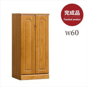 60幅ロータイプシューズボックス。シンプルなデザインの木製シューズボックスです。  ■ 送料無料にて...