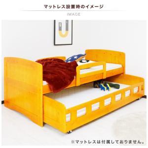 親子ベッド 二段ベッド シングル フレームのみ 木製 パイン 天然木 カントリー調 セール ecsanwa 09
