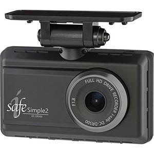 [コムテック製/i-safe ] DC-DR500 ●i-safe GEORGE SIMPLE2ドライブレコーダー 日本製 【品番】DC-DR500