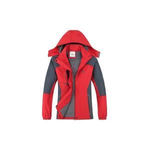 ジャケット メンズ マウンテンパーカー ジップアップ フード付き 防風 防水 アウター スプリング ...